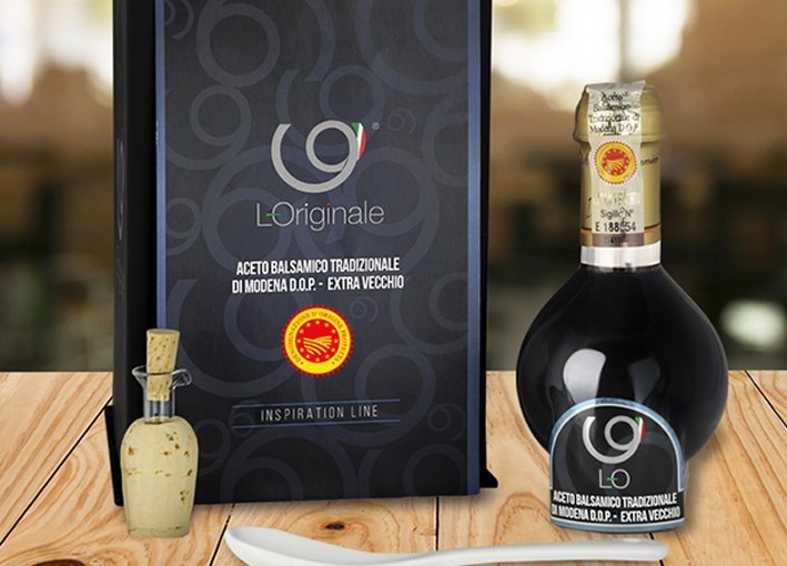 Traditional Balsamic Vinegar of Modena PDO Inspiration Line