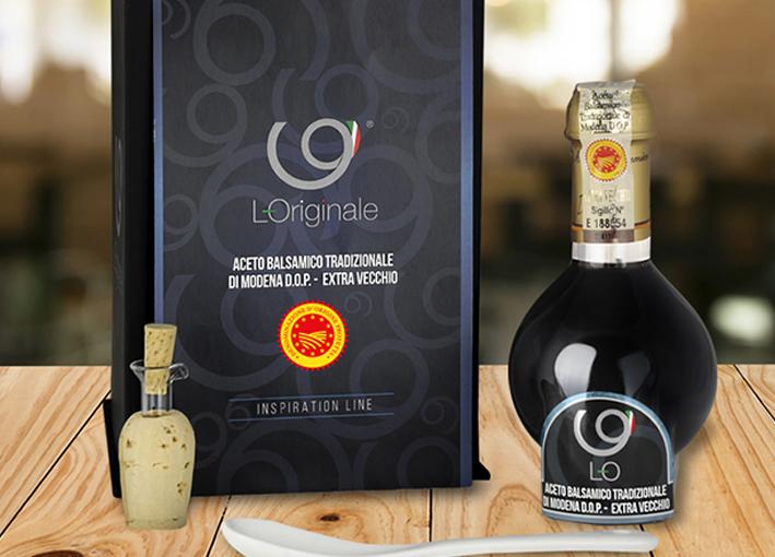 Traditioneller Balsamico Essig aus Modena DOP Inspiration Line